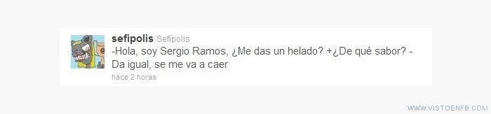 caída,Sergio Ramos,torpe como él solo,twitter