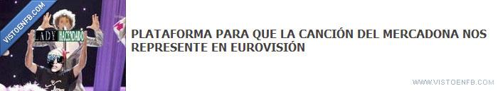 españa,eurovisión,mercadona