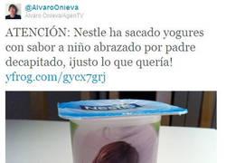 Enlace a Nestlé saca yogures con sabores un tanto especiales