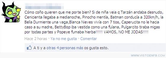 Disney,facebook