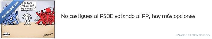 elecciones,otros,partido,PP,PSOE,votar