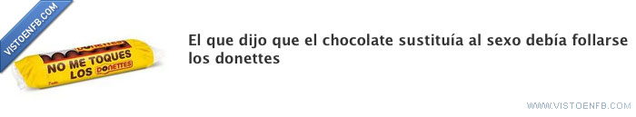 chocolate,donettes