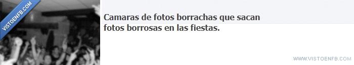 borrachas,camaras,facebook