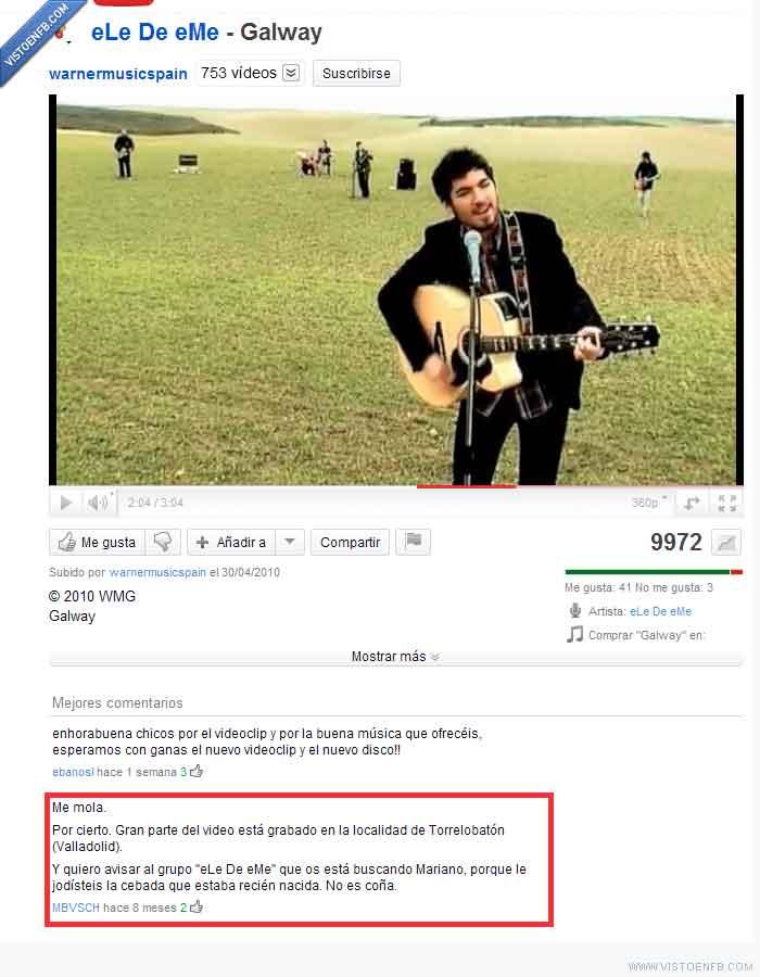 campo,cebada,ele de eme,fail,mariano,youtube