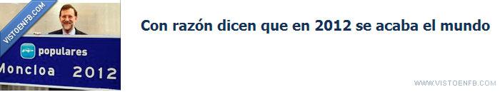 2012,fin del mundo,PP