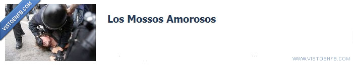 Facebook,Mossos