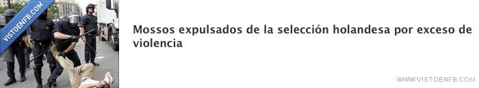 facebook,holanda,mossos