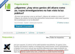 Enlace a Secretos de estado en Yahoo answers