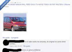 Enlace a ¿A alguien le puede gustar un Fiat multipla?