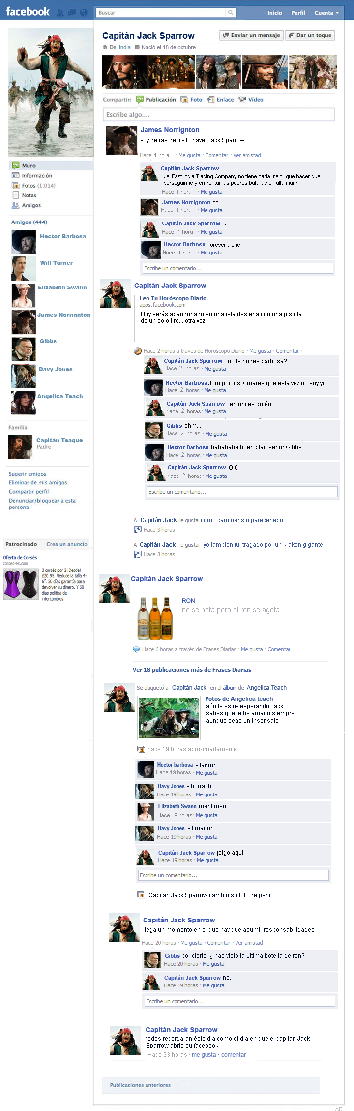 fake,famosos,jhonny depp,piratas del caribe