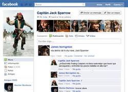 Enlace a El facebook de Jack Sparrow
