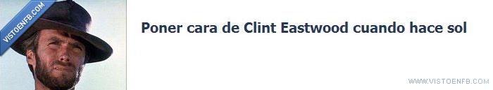 cara,clint eastwood,sol