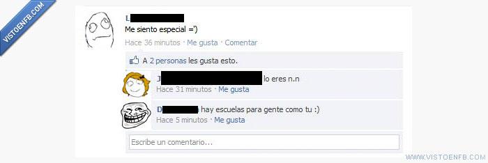 especial,facebook,troll