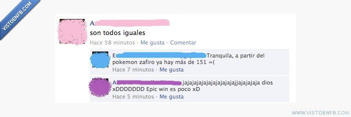 hombres,Pokemon,troll