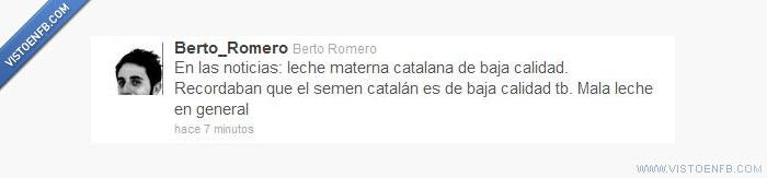 catalanes,leche,mala