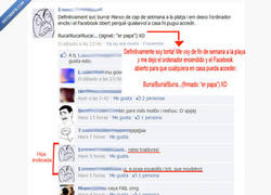 Enlace a Padres modernos y troll