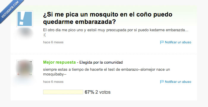 embarazo,mosquito,preguntas,yahoo