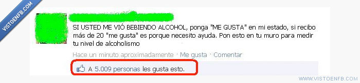 alcohol,facebook