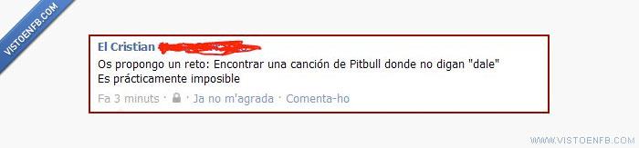 dale,Pitbull,siempre