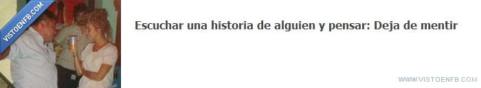 historia,mentir