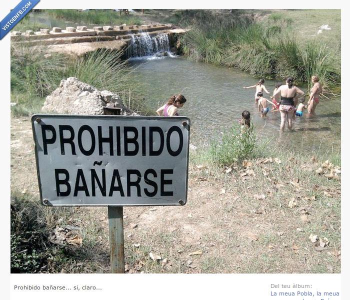 gente,ley,prohibido,rio