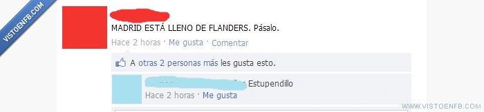 Flanders,Madrid