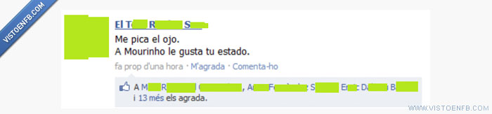 estado,facebook,ojo,picar