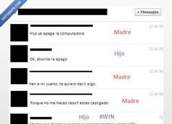 Enlace a Y es por eso, que las madres no deben tener facebook