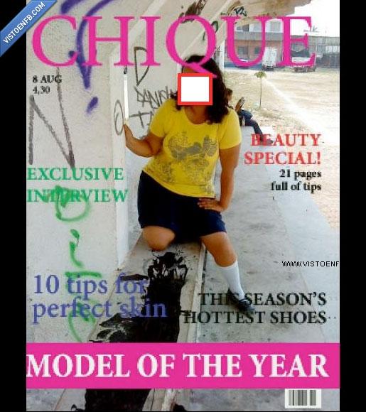modelo,portada,Revista