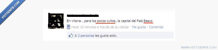 facebook,fallo,ortografia,pais,vasco