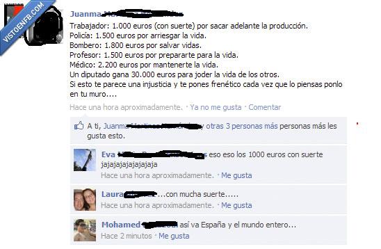 facebook,razón,sociedad,sueldo,verdad