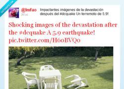 Enlace a Impactante desastre natural