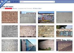 Enlace a Fotos del muro, descripción gráfica