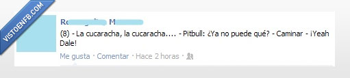 Cucaracha,Pitbull,Remix,VEF