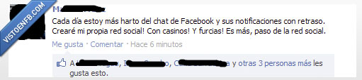 casino,facebook,red social