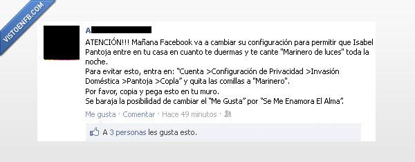 Estado,Facebook,Me Gusta,Pantoja