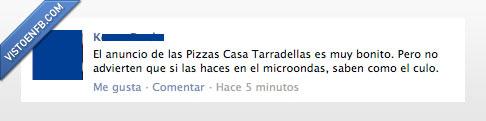 anuncio,microondas,pizza,tarradellas