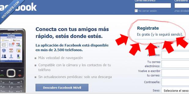 facebook,gratis,menos mal