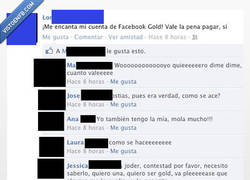 Enlace a Facebook GOLD