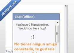 Enlace a Forever Alone en Facebook