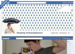 Enlace a Los perfiles más creativos en el nuevo perfil de facebook