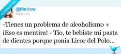 Enlace a Problema de alcoholismo