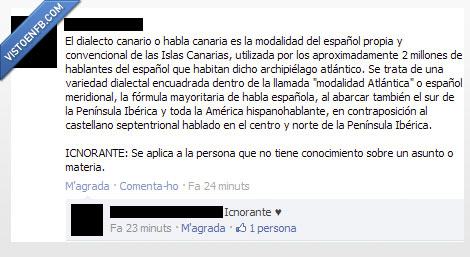 fail,icnorante,ignorante