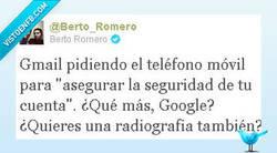 Enlace a Google lo quiere saber todo de ti