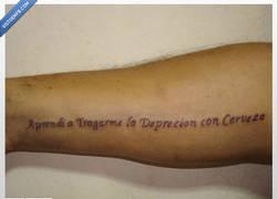 Enlace a Depresión... es lo que entra al ver este fail