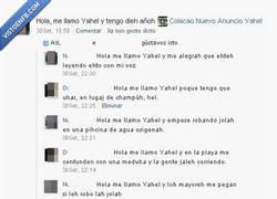 Enlace a Las múltiples formas de saludar de Yahel