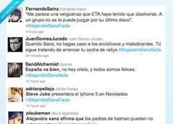Enlace a Alejandro Sanz y sus TT