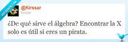 Enlace a ¿De qué sirve el álgebra?