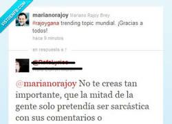 Enlace a #Rajoygana, no saques tanto pecho