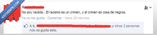 crimen,negros,racismo